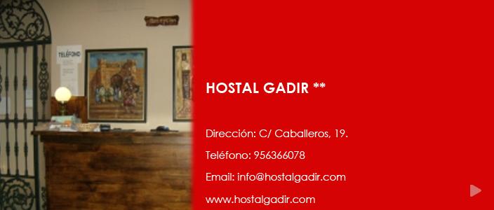 HOSTAL GADIR copia