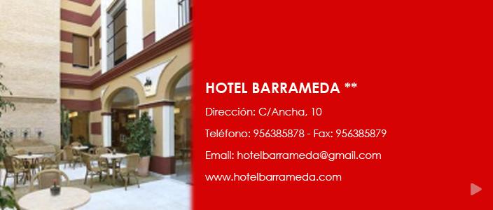 HOTEL BARRAMEDA copia