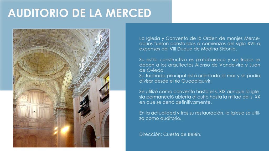 MONUMENTOS AUDITORIO DE LA MERCED copia