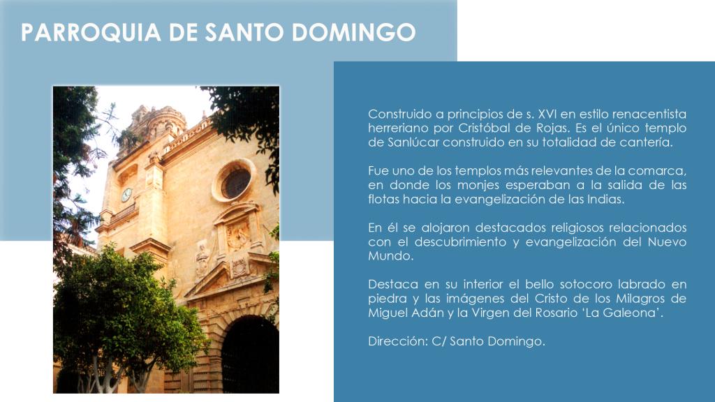 MONUMENTOS PARROQUIA DE SANTO DOMINGO copia