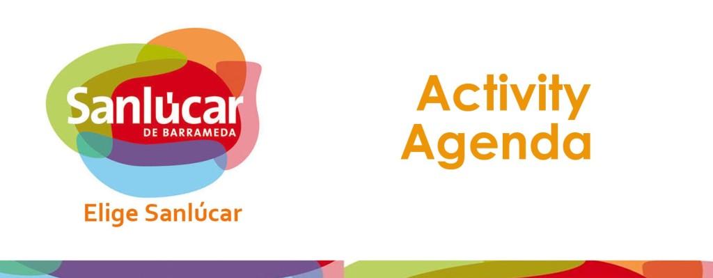 activity agenda
